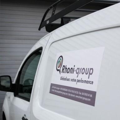 les véhicules de Rhoni-Group